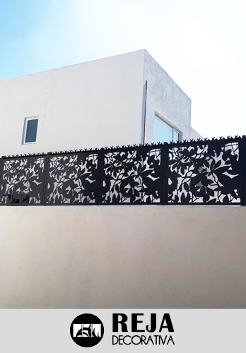 Reja Decorativa Moderna INFINITI
