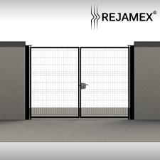 Puertas y portones de Reja Electrosoldada Rejamex