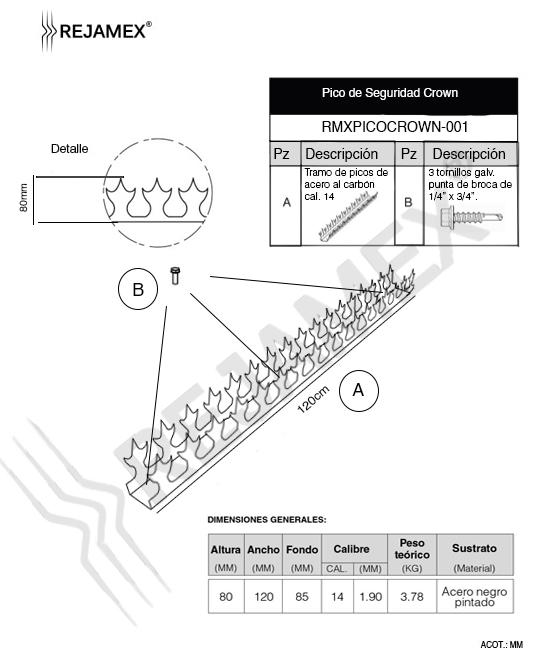 REJA-DE-ACERO-CLASICA-ALTURAS-REJAMEX-ELECTROPANEL